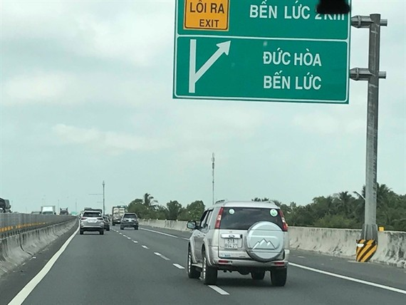 Belt Road No.3 will connect to HCM City-Trung Luong Expressway near Ben Luc town in Long An Province. — VNS