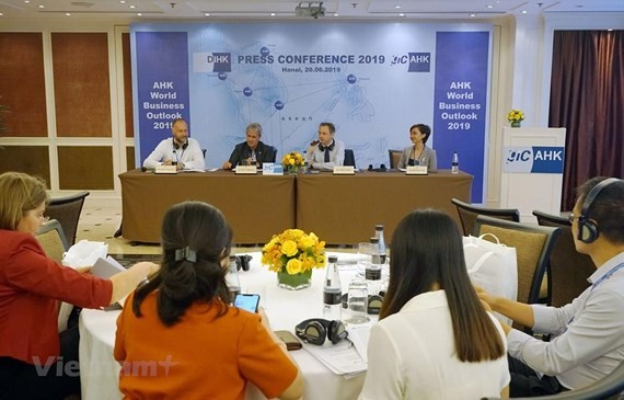 Vietnam receives special attention from  German businesses