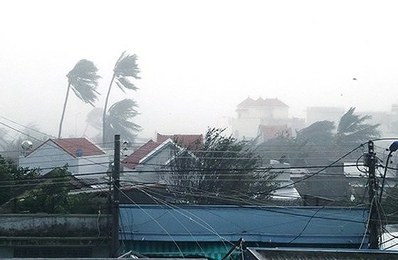 "Two dead, three injured in typhoon ""MUN"" across Northern provinces"