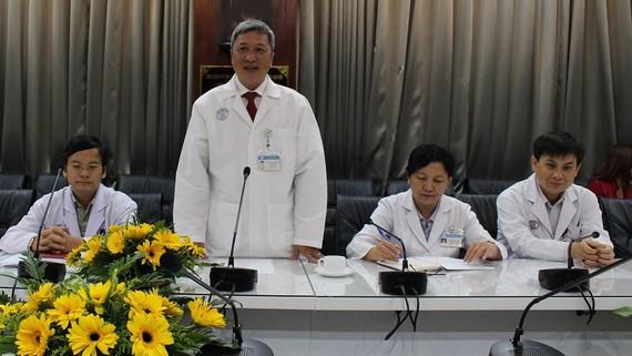 PGS Nguyễn Trường Sơn họp khẩn, chỉ đạo sẵn sàng trước bão Tembin