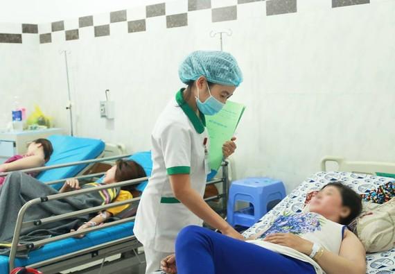 Hiện tại các bệnh nhân đã hồi phục và xuất viện