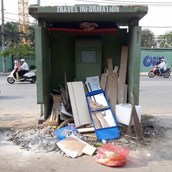 Lãng phí trạm thông tin du lịch