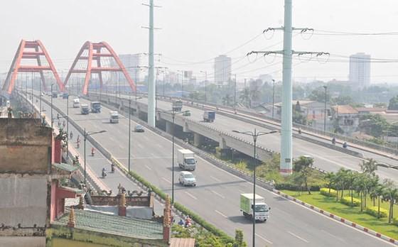 Đường nối đường Phạm Văn Đồng và nút giao thông Gò Dưa đã được khởi công. Ảnh: CAO THĂNG