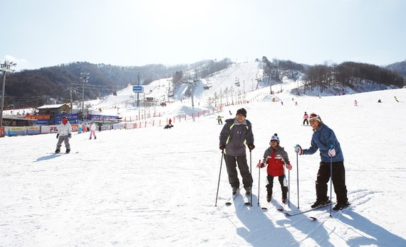 Trải nghiệm du lịch mùa Đông tại Hàn Quốc