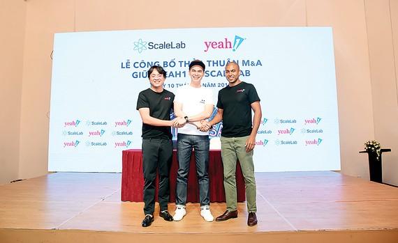 Yeah1 Group mua ScaleLab