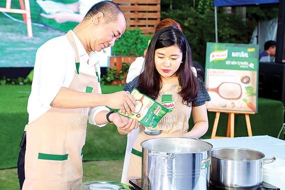 Knorr Natural - vị ngon nguyên bản cho mâm cơm Việt
