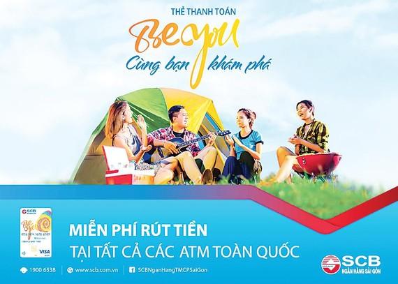 Ngân hàng Sài Gòn ra mắt sản phẩm Thẻ thanh toán SCB beYOU