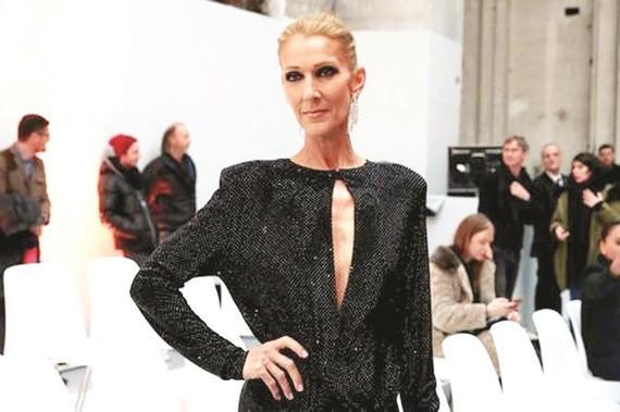 Celine Dion công bố tour lưu diễn thế giới mới