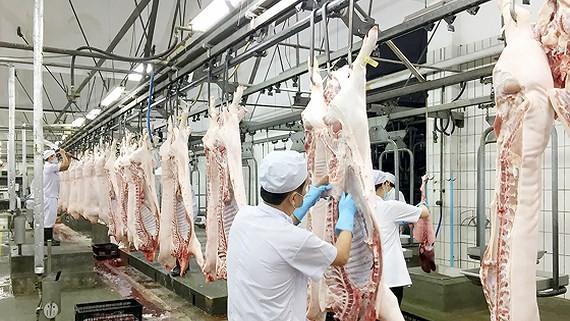Sản xuất và sử dụng thịt heo an toàn