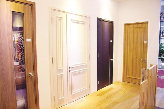American doors đem đến nhiều trải nghiệm cho khách hàng tại Hội chợ VietBuild 2019