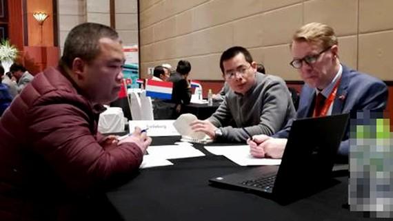 Doanh nghiệp Hà Lan tìm kiếm cơ hội hợp tác tại Việt Nam. Ảnh: TTXVN