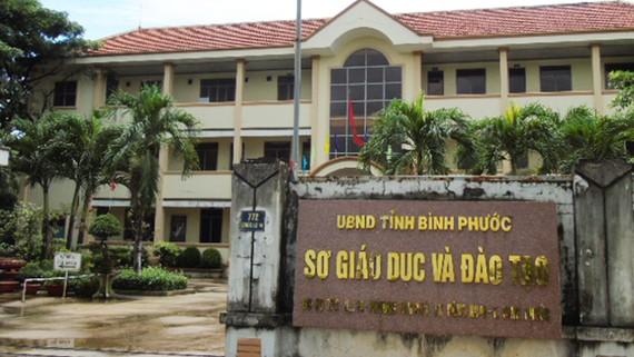 Sở GD-ĐT tỉnh Bình Phước để xảy ra hàng loạt sai phạm liên quan đến công tác cử tuyển