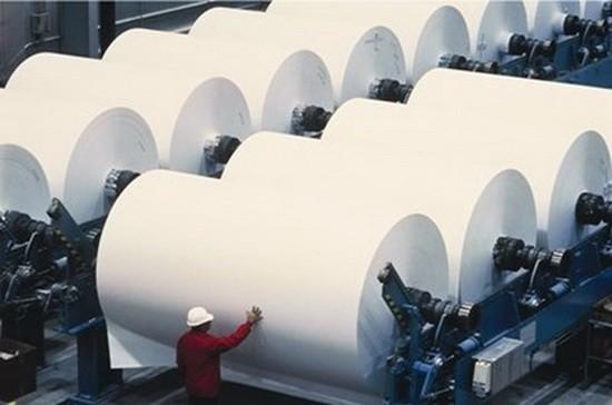 紙漿進口短缺  紙價暴漲。(示意圖源:互聯網)