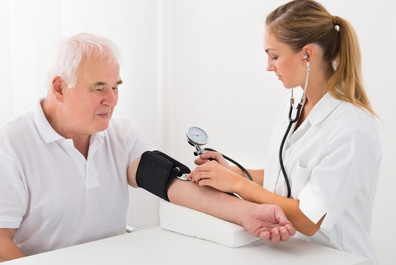 治高血壓避開5個誤區。(示意圖源:互聯網)