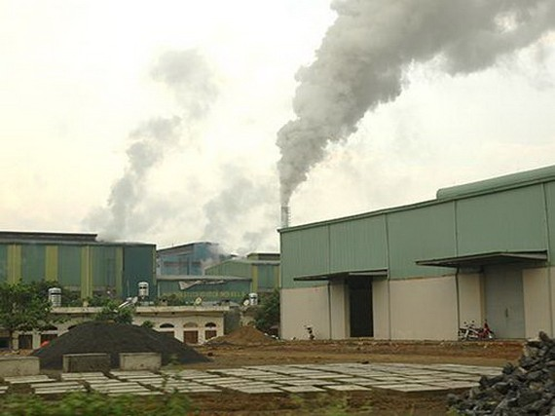 市人委會建議對非法排污企業停水停電。(示意圖源:互聯網)