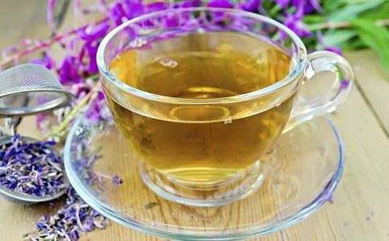 杜仲5味茶補腎虛。(示意圖源:互聯網)