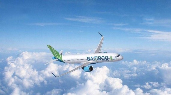 越竹航空有限責任公司於本月9日正式問世。(圖源:FLC)