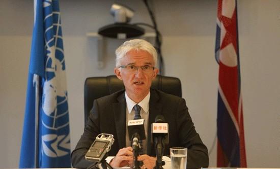聯合國高官表示將加大對朝鮮人道主義援助。(圖源:互聯網)