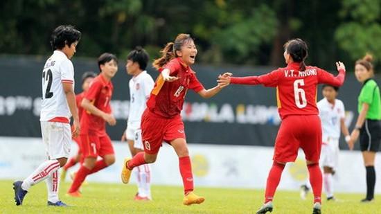 越南女足隊。