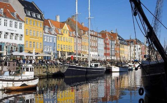 丹麥首都哥本哈根美景。(圖源:互聯網)