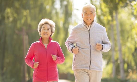 易筋經易學易練 修心養神延年益壽。(示意圖源:互聯網)