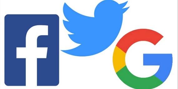 """英國國會前日發表報告,指出社交網站充斥假新聞,外國政府利用社交網影響別國選舉,衝擊民主制度,認為臉書、推特和谷歌等科技巨擘必須為此負責,建議向它們開徵""""科技稅""""。(示意圖源:互聯網)"""