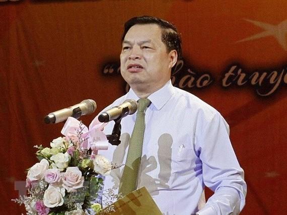 黎孟雄同志出任中央宣教部副部長。(圖源:越通社)
