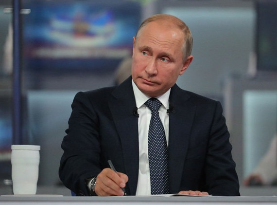 俄羅斯總統普京。(圖源:Getty Images)