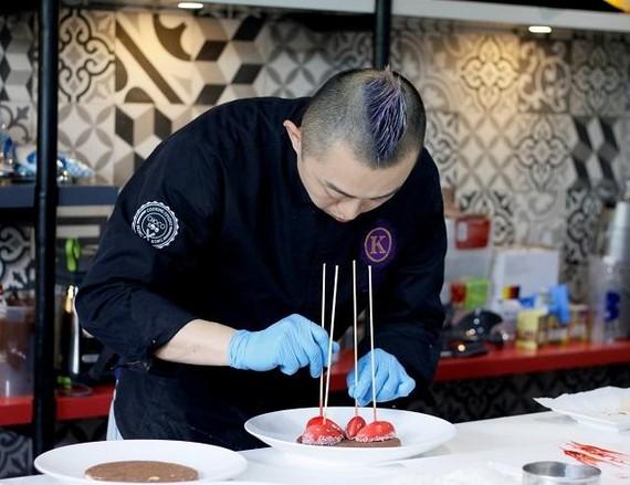 食物造型師(Food Stylist)是很多年輕人選擇從事的職業。