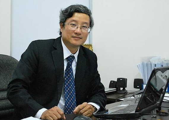 市國際融入輔助中心主任范平安。