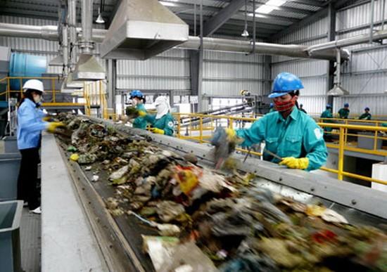 政府總理已審批本市至2025年與2050年願景的固體垃圾處理規劃任務。(示意圖源:互聯網)