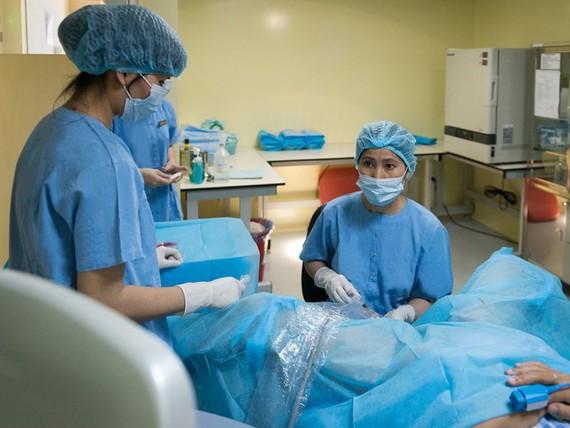 市美德醫院將為 44 對不孕夫婦免費進行人工受孕。(示意圖源:互聯網)
