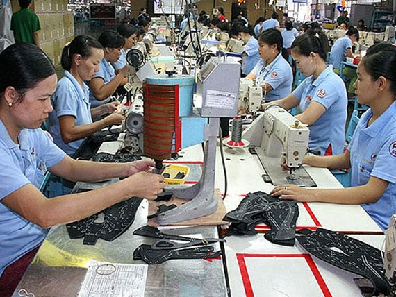勞工必須調整以適應4.0工業。(示意圖源:互聯網)