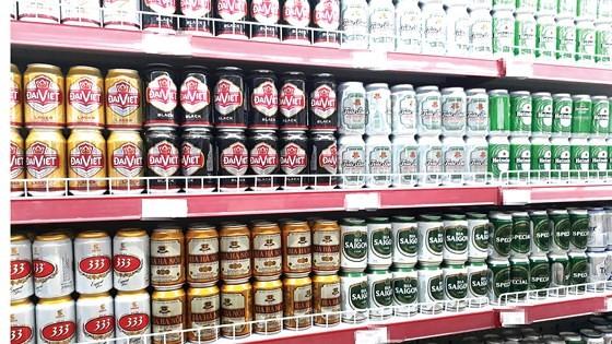 春節期間啤酒需求量遞增。