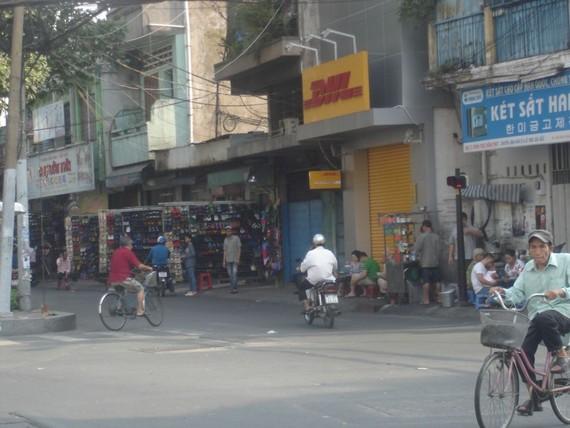 如斯無視交規的騎自行車者很容易導致交通事故。