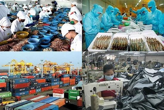 拓寬越南商品出口市場。(示意圖源:互聯網)