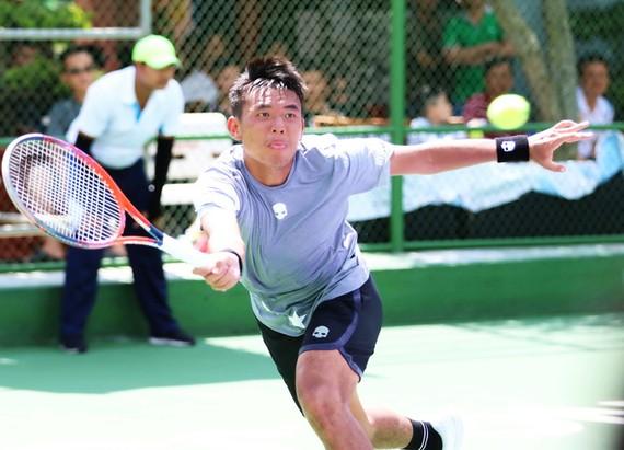 越南網球選手李黃南。(圖源:互聯網)