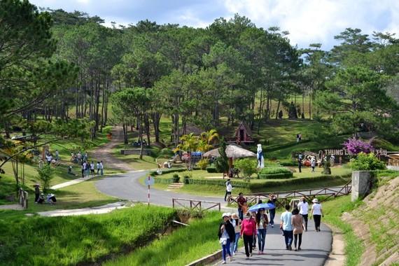 林同省大勒一直是民眾旅遊首選之地。(圖源:互聯網)