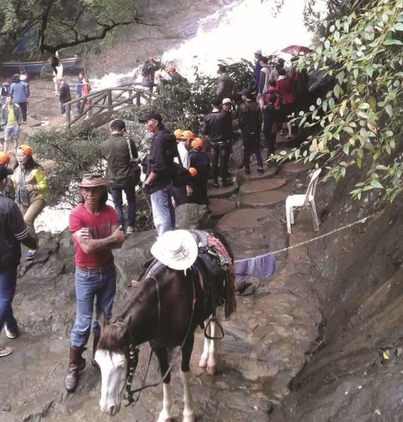 林同省大勒市是我國旅遊勝地之一。