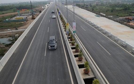 胡志明市-沐牌高速公路建設項目全長53.5公里,投資總額10萬零6680億元。(示意圖源:互聯網)