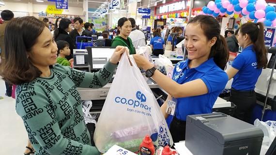 現代零售模式將提供方便的購物空間。