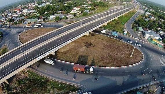 續建忠良-美順高速公路。(示意圖源:互聯網)