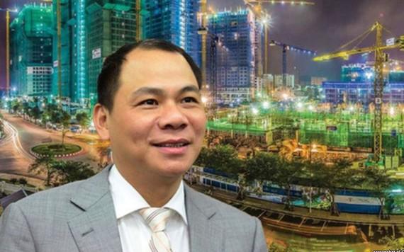 Vingroup創始人范日旺。(圖源:互聯網)
