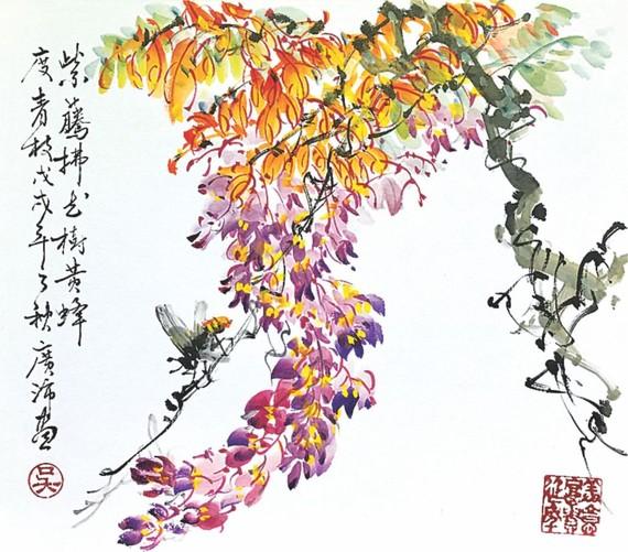 吳廣沛 畫