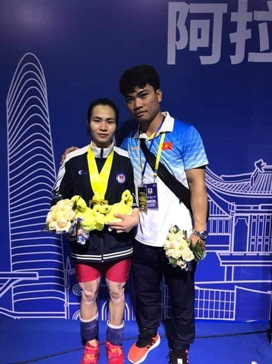 王氏玄女運動員(左)。(圖源:FBNV)