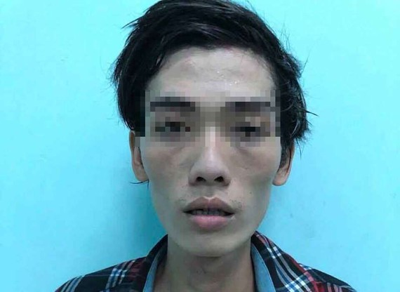 被抓獲並起訴的嫌犯阮黃南。(圖源:CT)