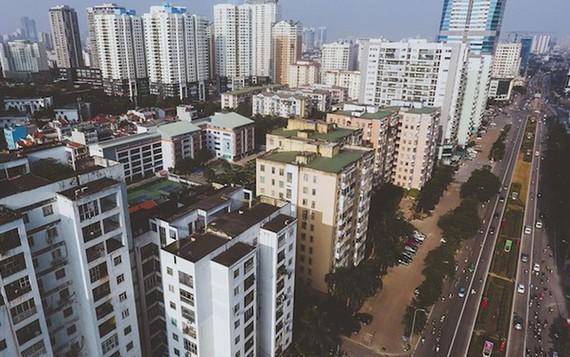 目前,本市的住房單位每平方米平均售價為3356萬元。(示意圖源:互聯網)