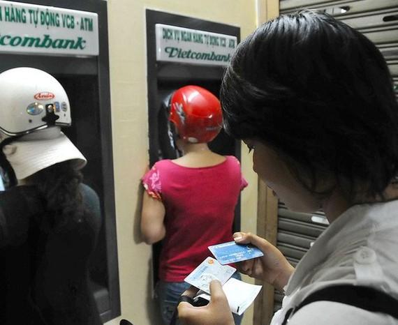歹徒難以操控裝有芯片的櫃員機卡。