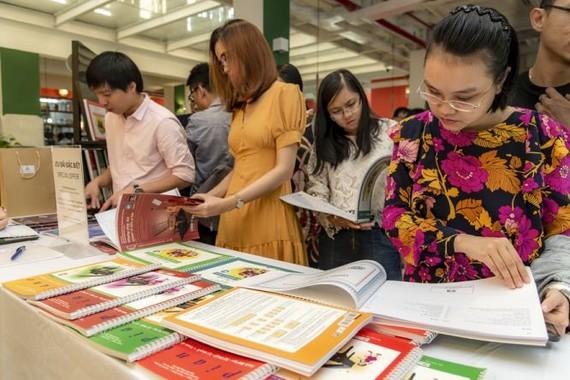 眾多家長對《音樂教育刊物》甚有興趣。