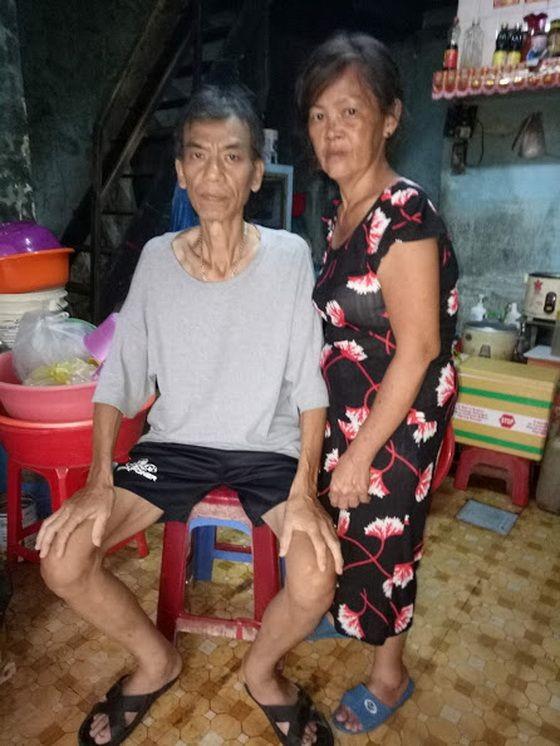 陳錦強夫婦處境困苦,急需幫助。